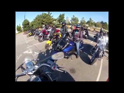 Ray Grover does the 2014 Music Therapy Ride