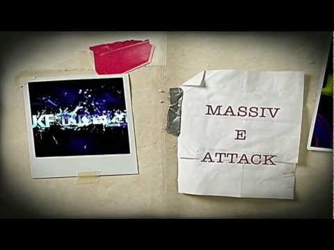 Massive Attack ft Mos Def - I AGAINST I - Dubstep Remix Video by The Oracle