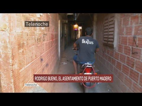 Rodrigo Bueno, el asentamiento de Puerto Madero