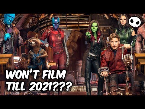 GUARDIANS OF THE GALAXY 3 to start filming Feb 2021?!?!?!