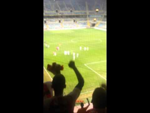 Kayseri Erciyesspor-ADANASPOR:0-3 maç sonu üçlü