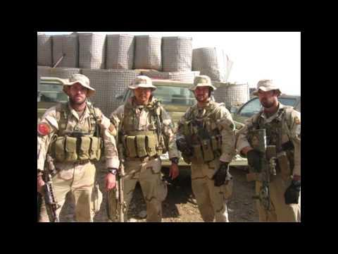 Tribute to Lt Michael Murphy