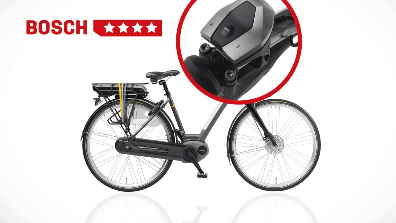 alles over sparta bosch elektrische fiets video youtube. Black Bedroom Furniture Sets. Home Design Ideas