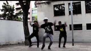 Aidonia & Vybz Kartel - Deadly Alliance. Choreo by Rafa Redvolcon