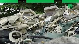 VTC14 | Những khó khăn khi thu gom rác thải điện tử