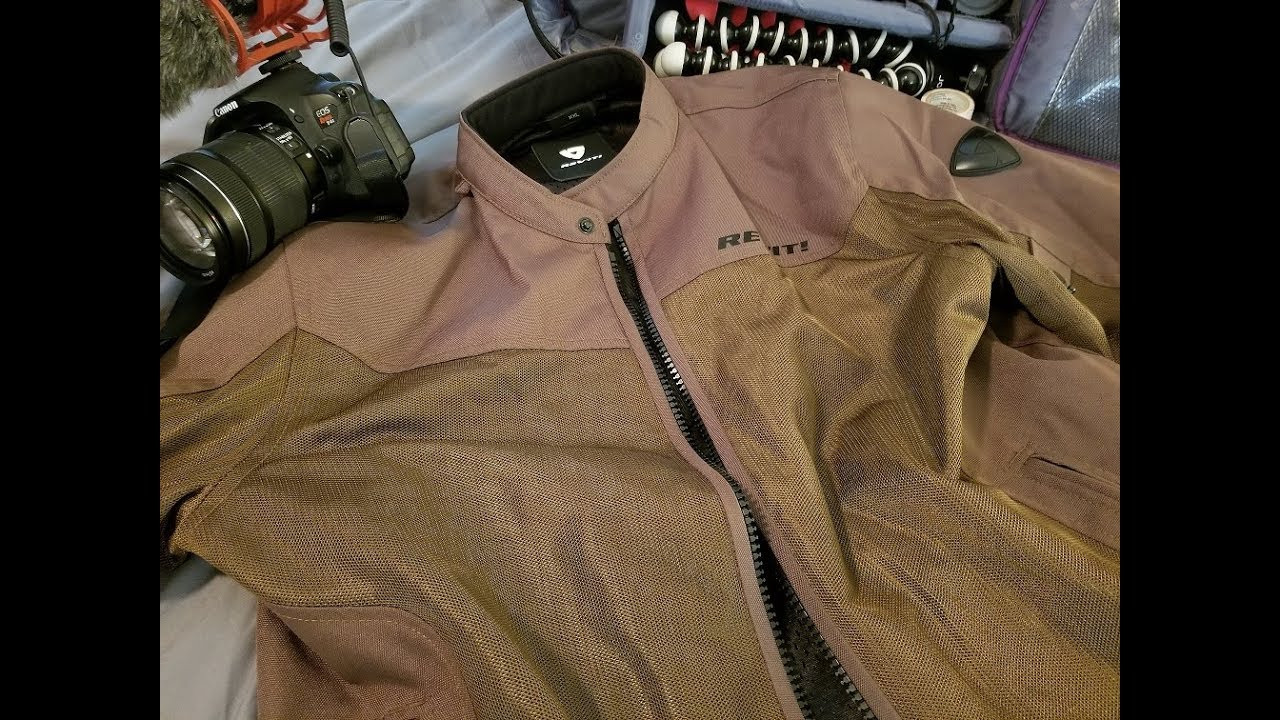 Rev It Eclipse Motorcycle Jacket