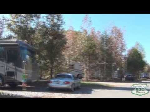 full hookup campgrounds in pigeon forge tn