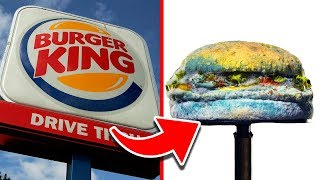 Top 10 WORST Burger King Menu ITEMS