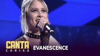 Cyz Mendes empolga 63 jurados com hit de Evanescence, mas não se classifica