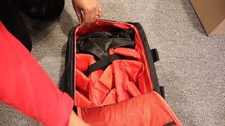 G-raphy dslr camera bag Unboxing
