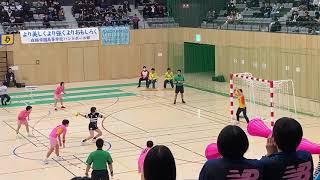 2019高校選抜 女子決勝 明光学園VS白梅学園 前半②