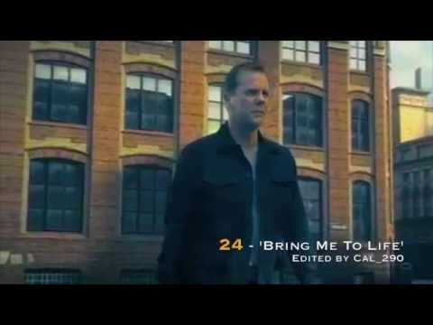 24 - Music Video - 'Bring Me To Life', Evanescence