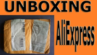 UNBOXING:AliExpress. Power Bank и аккумуляторы  Sanyo 18650.