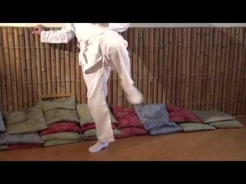 Упражнения для суставов ног. Мирзаахмат Норбеков