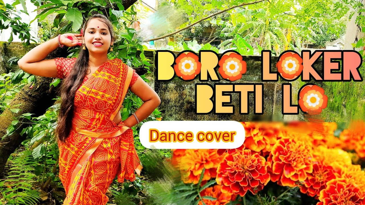Boro Loker Beti Lo Lomba Lomba Chul🏵️🏵️|| A tribute to Shri RATAN KAHAR|| Nartana