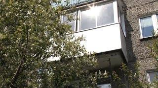 В Междуреченске четырёхлетний ребёнок упал с 1-го этажа