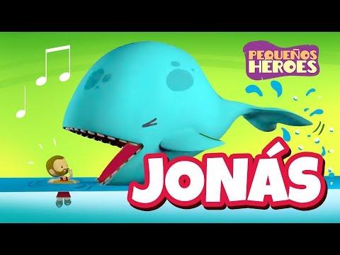Jonás (Canción Infantil) Pequeños Héroes