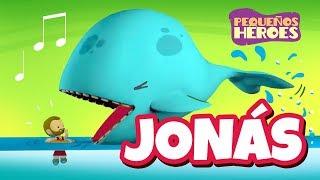 Jonás - Canción Cristiana para Niños - Pequeños Héroes