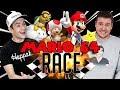 HOE KUN JE ZO VAAK MISSEN!!? | Mario 64 Race | #5