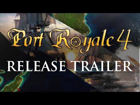 Port Royale 4 - Release Trailer (UK)