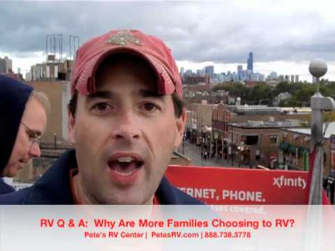 Why More Families Are Choosing to RV | Pete