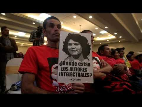 News Update Berta Caceres: Report throws light on Honduras activist murder 02/11/17