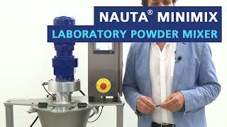 Nauta® Minimix Lab Mixer
