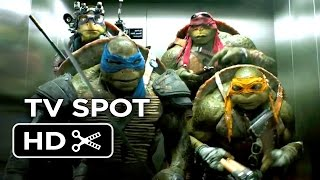 Teenage Mutant Ninja Turtles TV SPOT - Ninja Beats (2014) - Live-Action Ninja Turtle Movie HD