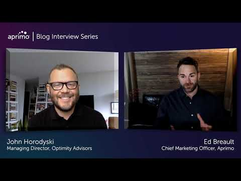 Delivering Great Customer Experiences is Critical   Interview with John Horodyski