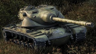 World of Tanks T54E1 - 7 Kills 9,7K Damage