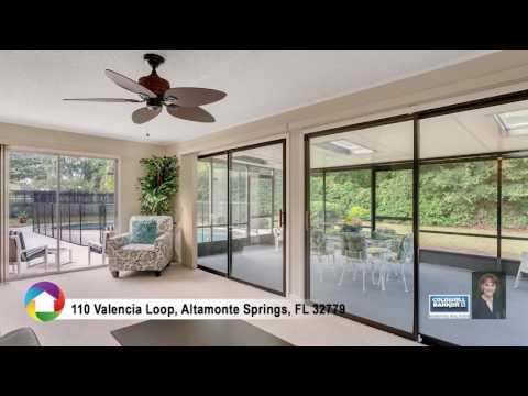 110 Valencia Loop, Altamonte Springs Florida Homes