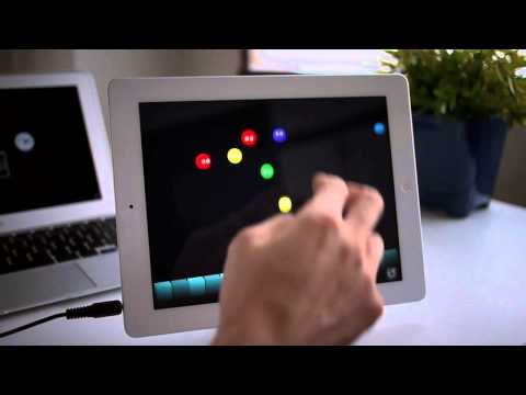 Arpie - Bouncing Ball Music Sequencer