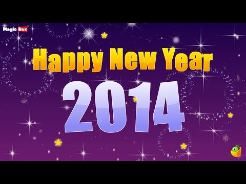 Magicbox Animation Wishes You A Happy New Year 2014