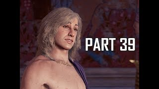 ASSASSIN'S CREED ODYSSEY Walkthrough Part 39 - Special Delivery (Let's Play Commentary)