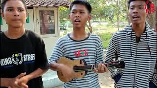 Diantara Bintang BY Hallo Band Cover Pengamen Cilik Cabe Rawit
