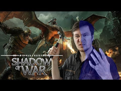 ОБЗОР MIDDLE-EARTH: SHADOW