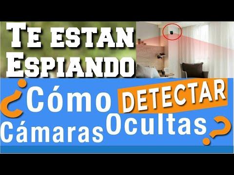 ¿Cómo Detectar CAMARA OCULTA? ¿Espiando Con Spycam? MICRÓFONOS ESPIA Y Cuidado Al Reserva AIRBNB