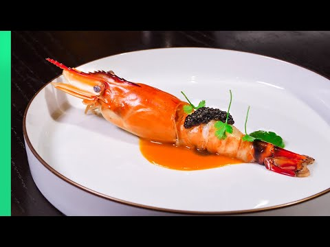 World's Expensivest Shrimp!!! From Farm to Fine Dining!