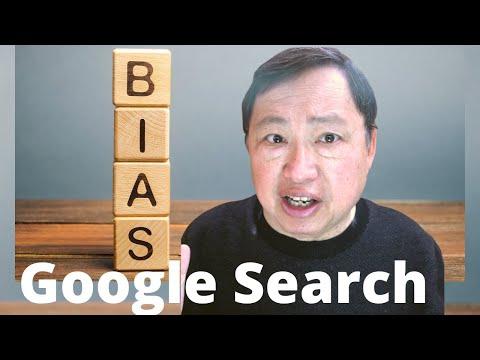 Deep Dark Bias of Google Search: Data Manipulation