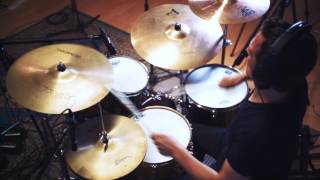 JayZ feat Alicia Keys Empire State of mind Drum Cover - Patrick Jade