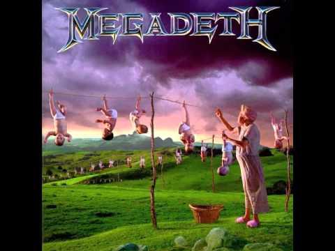 Megadeth [1994] Youthanasia [ORIGINAL MIX HD]