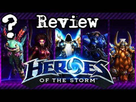 видео: heroes of the storm, обзор от Стикса
