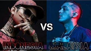 Indonesia Vs Malaysia - Battle Rap Hip Hop