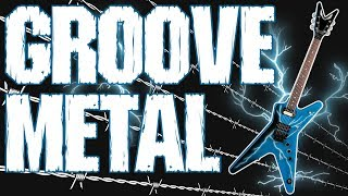 Groove Metal Backing Track | D phrygian dominant 130 BPM