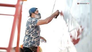 Проект «Челябинцы»: уличные художники
