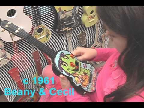 Mattel Crank Guitars,