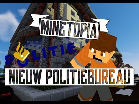 Nieuw Politiebureau?!   Minetopia #12   EDT  