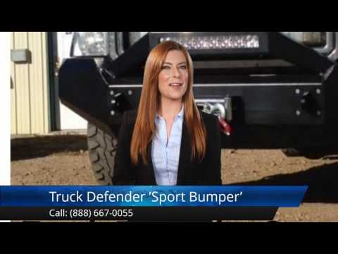 Truck Defender Aluminum 'Sport Bumper' (888) 667-0055 Best Quote Factory Direct Reviews