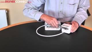 Monteringsvejledning - Forsyn DA antenneforstærker med signal