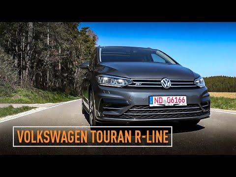 Volkswagen Touran R